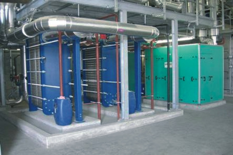 Innovative System For Heat Recovery From Wastewater