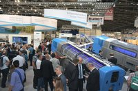 Always well attended: The HUBER stand at IFAT 2016